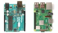 Featured image of Arduino vs Raspberry Pi: The Differences