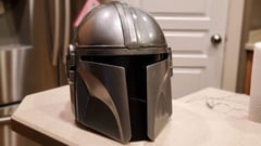 Featured image of 3D Printed Mandalorian Helmet: 10 Most Epic 3D Models