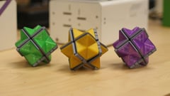 Featured image of 3D Printed Fidget Toy: 25 Fidget Cubes, Gears, & More