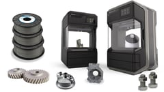 Featured image of FDM Metal 3D Printing: Makerbot & Ultrafuse