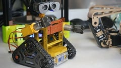 Featured image of WALL-E 3D Printed Robot: 10 Great Models & Projects
