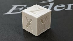 Featured image of The Best 3D Printer Calibration Cubes in 2021
