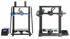 Featured image of Creality CR-10 V3 vs Ender 3 V2 – The Differences
