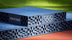 Featured image of Olympians Honored Atop 3D-Printed Recycled Plastic