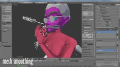 Featured image of Blender: Smooth Modifier & Other Techniques – Simply Explained