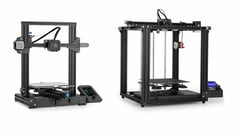 Featured image of Ender 3 V2 vs Ender 5 Pro: The Differences