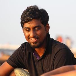 Author image of Sriram Renganathan