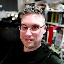 Author image of Gareth Halfacree