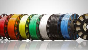 Featured image of Die beliebtesten 3D-Drucker-Filament-Arten 2020