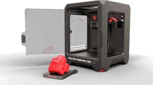 Featured image of MakerBot Replicator Mini is a Luxury Not Everyone Can Afford