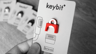 Featured image of 3D Printed Keybit Magsafe Adapter