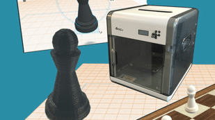 Featured image of Chuck Hellebuyck's Beginner's Guide to 3D Printing
