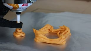 Featured image of 3D printing cheese is just a mess