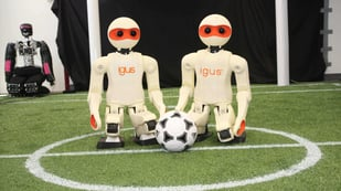 Featured image of RoboCup 2015 in China with 3D Printed Humanoid Robots