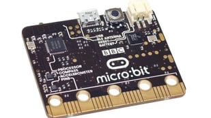 Featured image of BBC unveils micro:bit pocket size computer