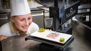 Featured image of Food 3D Printer Bocusini: Interview with Print2Taste