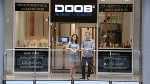 Featured image of Doob Opens 3D Selfie Stores in Berlin, Barcelona, Sydney
