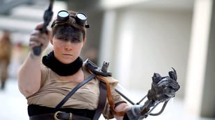Featured image of 3D Printed Mad Max Prosthetic: An Epic Furiosa Cosplay