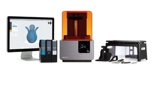 """Featured image of Bigger & Faster: Formlabs Announce Their """"Form 2"""" 3D Printer"""