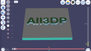 Featured image of 3D Slash: How to Add Your Name in 3D to an Object