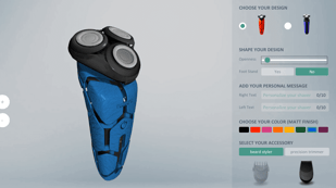Featured image of Philips Unveils New 3D Printed Shaver