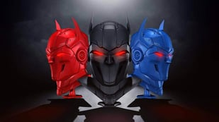 Featured image of Zortrax Super Hero Mask is New Approach to Cosplay