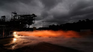 Featured image of NASA Tested an Almost Completely 3D Printed Rocket