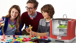 Featured image of Mattel's 3D Printer ThingMaker: Reviving Your Childhood