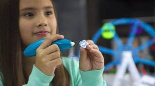 Featured image of 3Doodler Start: A Safe 3D Printing Pen for Kids