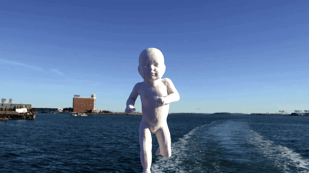 "Featured image of ""Run Baby Run!"" Stars 3D Printed Baby Running Around World"