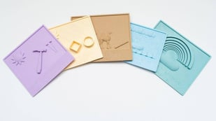 Featured image of 3D Printed Braille Picture Books for Blind Children