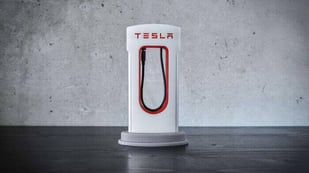 Featured image of 3D Print this Cool Tesla Mini Supercharger