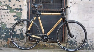 Featured image of London Company 3D Prints Bamboo Bike in 8 Hours