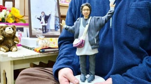 Featured image of 3D Selfies of Deceased for Bereaved Relatives