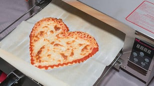 Featured image of BeeHex offers 3D Printed Pizza for Astronauts (and YOU)