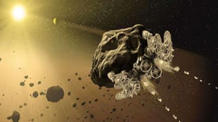 Featured image of NASA Funds 3D Printers In Space to Mine, Fly Asteroids