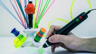 Featured image of Renegade 3D Pen uses your Recycled Plastic