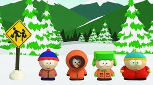 Featured image of 3D Printed South Park Figurines Available for First Time