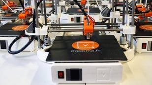 Featured image of 3D Printing Startup Dagoma Receives €3m in Funding