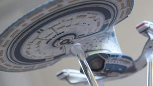 Featured image of Buy a 3D Printed Model of your Favorite Star Trek Spacecraft