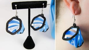 Featured image of These 3D Printed Twisty Earbud Catchers Will Save Your AirPods