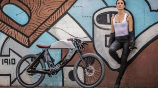 Featured image of Materialise and Nuova SPA use 3D Printing to Upgrade E-Bike