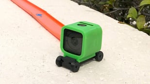 Featured image of 3D Printed Hot Wheels GoPro Mount for Thrills and Spills