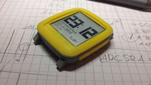 Featured image of Chronio is an Arduino Smartwatch With 3D Printed Case