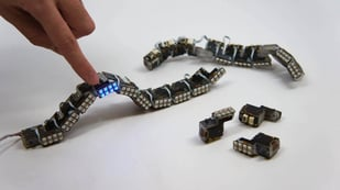 Featured image of ChainFORM: 3D Printed Shape-Shifting Hardware from MIT