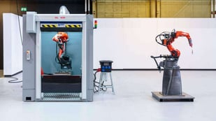 Featured image of RAMLAB Opens 3D Printing Laboratory for Maritime Industry