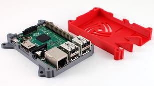 Imagen principal de 30 carcasas Raspberry Pi 3 geniales para imprimir en 3D