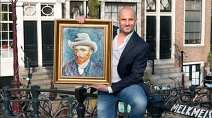 Featured image of 3D Printing a New Twist on Famous Van Gogh Painting