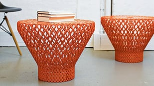 Featured image of Print the Future Opens 3D Printed Furniture Pop-Up Shop in NYC