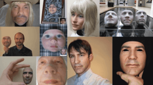 Featured image of 3D Printed Latex Masks can Fool Facial Recognition Systems